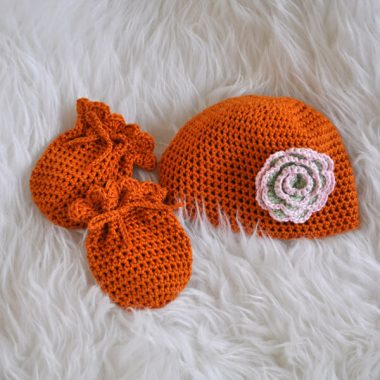 Babbyboo Newborn set haakpatroon