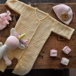 Babbyboo Newborn pakje Talulah haakpatroon