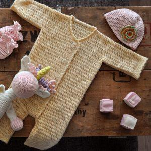 Newborn babypakje Talulah