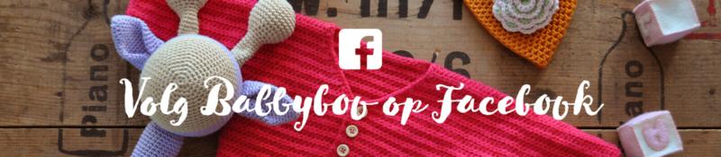 Volg Babbyboo op Facebok